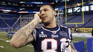 Police have yet to rule out New England Patriots tight end Aaron Hernandez as a suspect in a homicide investigation in North Attleboro, Mass., WBZ-TV reported Wednesday.