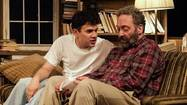 Real tension beneath the zingers in 'Uncle Bob'