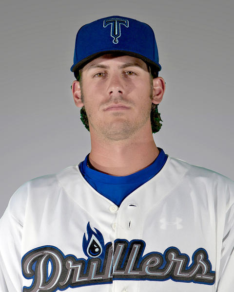 Christian Bergman, a St. Francis High graduate and the 2012 California League Pitcher of the Year, is looking to make an impact with the Tulsa Drillers this season.