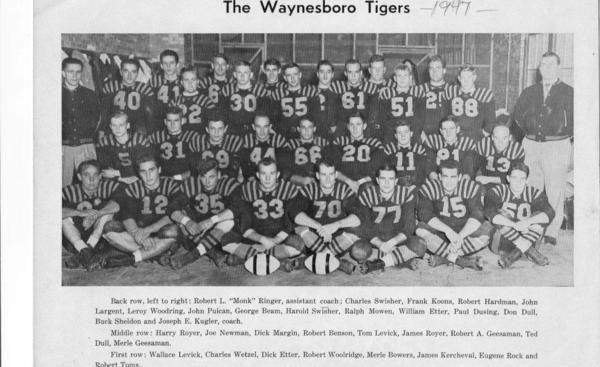 Waynesboro Tigers