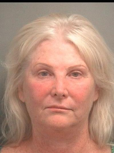 Sheri Goldman, 58, of Highland Beach was arrested Tuesday and is accused of practicing medicine without a license.