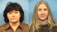 A DuPage County judge this afternoon found two women not guilty of charges they committed forgery to help the son of one of the women fight accusations that he sexually abused young female gymnasts he coached in Aurora.