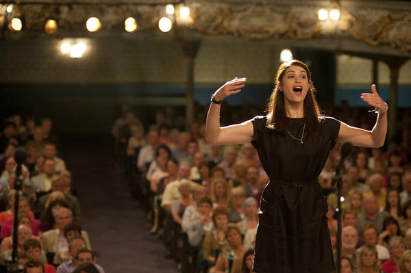"""Gemma Arterton stars in """"Unfinished Song."""""""