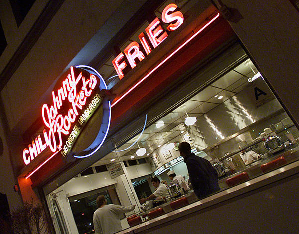 Johnny Rockets was sold to a private equity firm for an undisclosed amount.