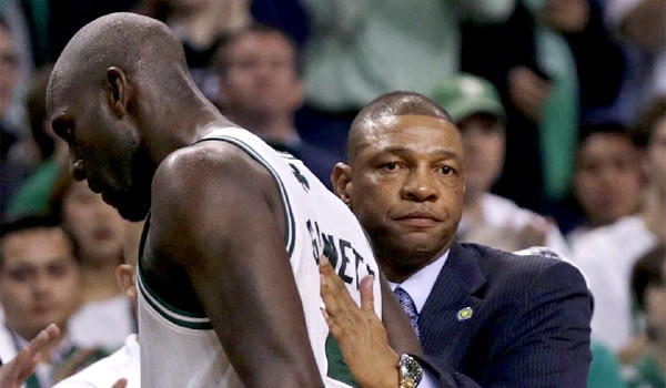 Talks have resumed between the Clippers and the Boston Celtics regarding a potential trade that would send Doc Rivers and Kevin Garnett to Los Angeles.