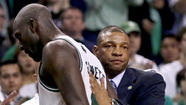Clippers talking to Celtics once again about possible trade for Doc Rivers and Kevin Garnett