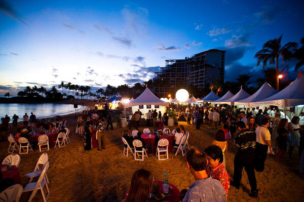 Oahus Ko Olina Resort Hosted One Of Last Years Signature Evening Events During The Hawaii Food