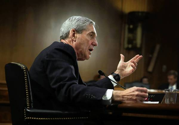 FBI Director Robert Mueller testifies before the Senate Judiciary Committee. His comments were the first time an FBI official publicly acknowledged that the agency uses surveillance drones domestically.