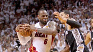 LeBron James, Danny Green