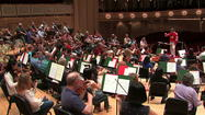 "Video: CSO performs Blackhawks theme ""Chelsea Dagger"""