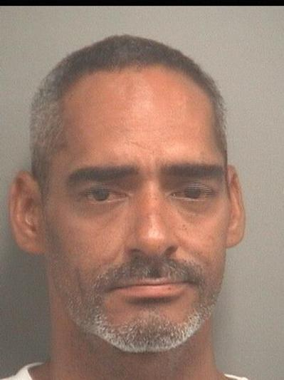 Carlos Dominguez, 40, of Lake Worth, is accused of an armed robbery at a Family Dollar where employees say he visited daily for coffee, according to an arrest report.