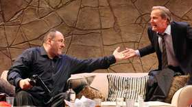 Remembering James Gandolfini in 'God of Carnage,' other stage plays