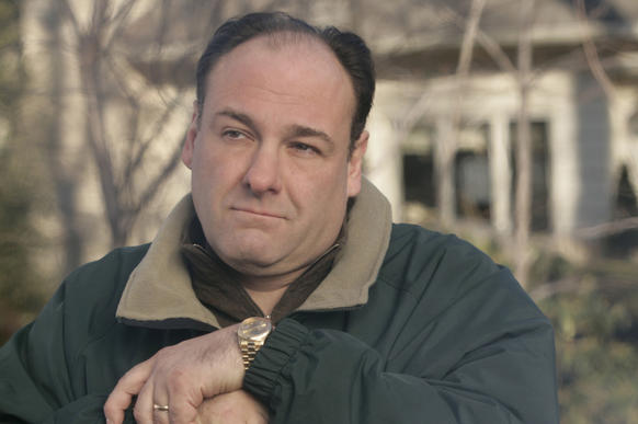 James Gandolfini, who is be