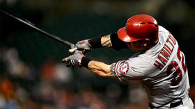 Josh Hamilton says he's not bothered by boos in Angel Stadium