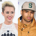 Miley Cyrus and Chris Brown top the list of worst celebrity role models