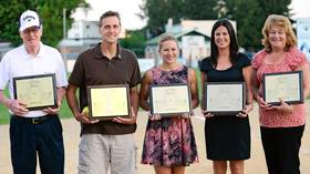 Outstanding pitchers dominate the 13<sup>t</sup><sup>h</sup> LV Softball Hall of Fame induction class