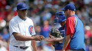 Samardzija defends Marmol and Sveum