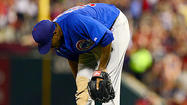ST. LOUIS — Well-traveled pitcher <strong>Edwin Jackson</strong> faced the Cardinals Wednesday night at Busch Stadium, the third former team he has started against this year.