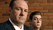 "James Gandolfini, 51, who swaggered his way to fame as the murderous, clinically depressed mob boss on HBO's groundbreaking drama ""The Sopranos,"" died Wednesday on vacation in Rome, Italy."