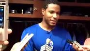 Video: Cubs starter Jackson after 4-1 loss