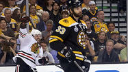 Game 4 photos: Blackhawks 6, Bruins 5 (OT)