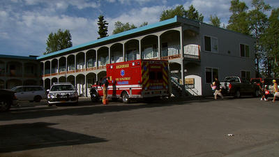 APD Responds to 2nd-Story East Anchorage Toddler Fall