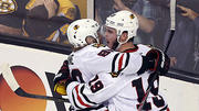 Seabrook has Toews, Hawks at ease headed home