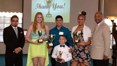 Inaugural awards banquet celebrates success of local student athletes