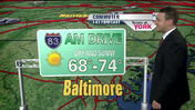 Thursday's commuter weather forecast [VIDEO]