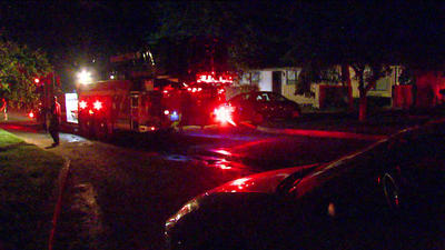 UPDATE: Elkhart police believe they've found man who ran from apartment fire