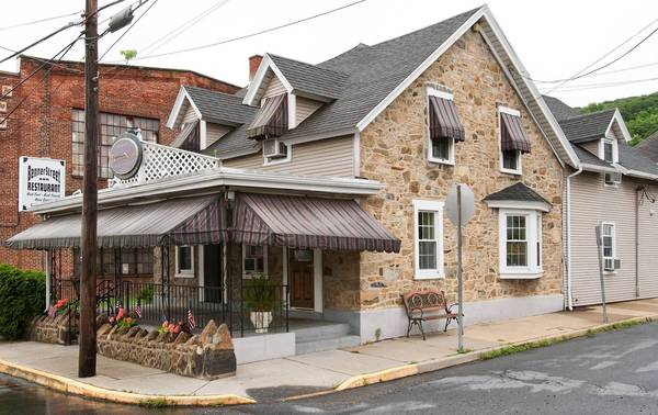 The Benner Street Restaurant at 1028 Broadway in Fountain Hill will be featured on the Food Network's 'Restaurant: Impossible.'