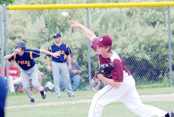 Charlevoix senior pitcher Tommy Zipp earned Division III All State second-team honors this season along with teammate and junior outfielder Noah Certa and East Jordan junior outfielder Tim Schut.