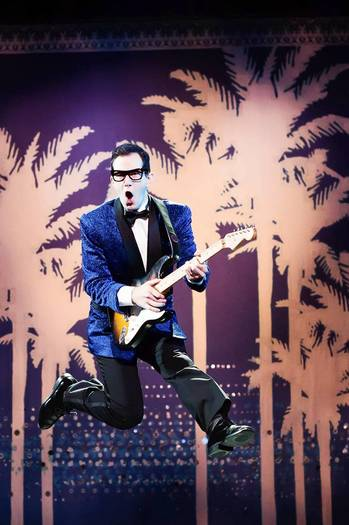 """Buddy: The Buddy Holly Story"" at the  Cadillac Palace Theatre."