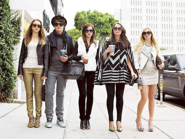 'Bling Ring' a bright, breezy film with a message ★★★