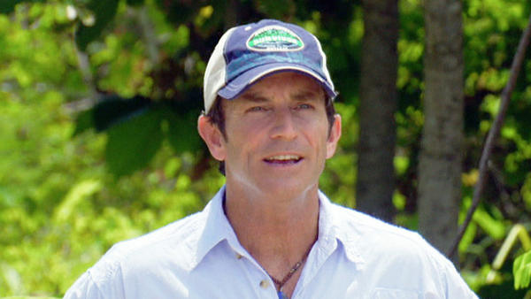 Jeff Probst of Survivor.