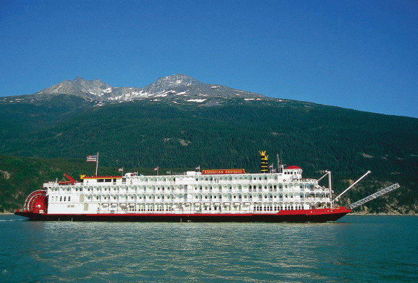 The American Empress will begin operating in the Pacific Northwest on the Columbia and Snake rivers in April.