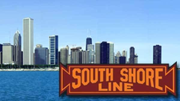 Logo of the South Shore Line