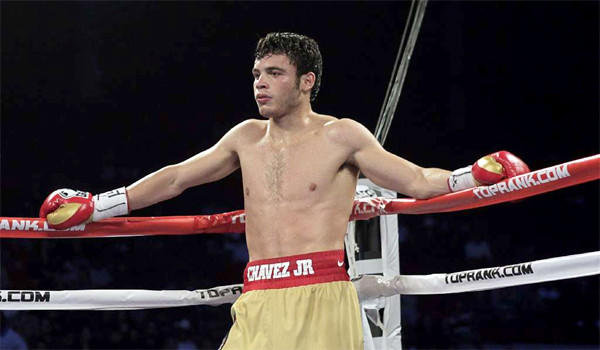 Julio Cesar Chavez Jr. will return to the ring to fight Brian Vera on Sept. 7 at Staples Center.