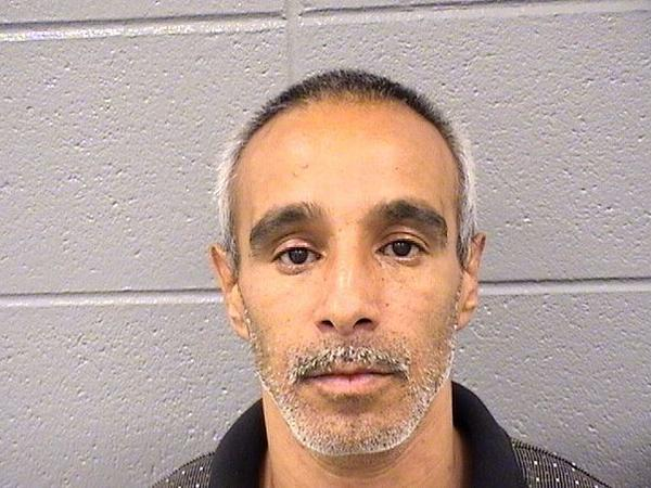 Booking photo of Ernest Ortiz