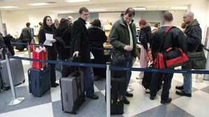 Airlines rank lower in customer satisfaction than the post office