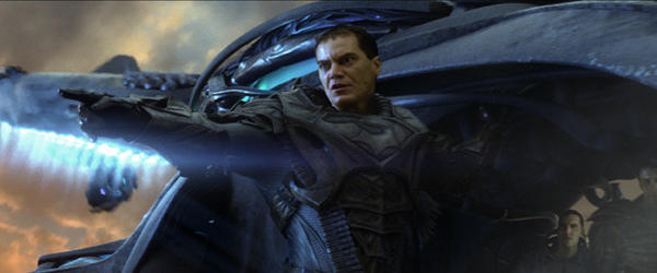 "Michael Shannon, who plays Gen. Zod in ""Man of Steel,"" will appear at Wizard World Chicago in August."