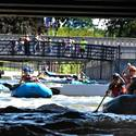 East Race Waterway is the oldest manmade whitewater course in North America.