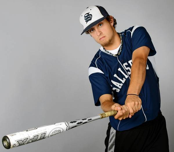 Salisbury's Justin Aungst is The Morning Call baseball player of the year.