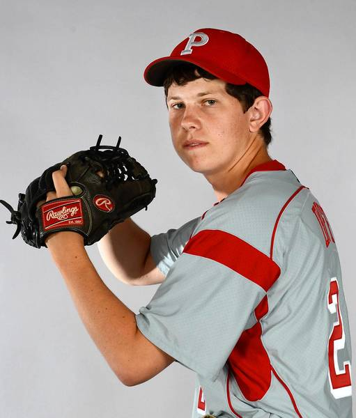 Parkland's Tyler Duff is The Morning Call pitcher of the year.