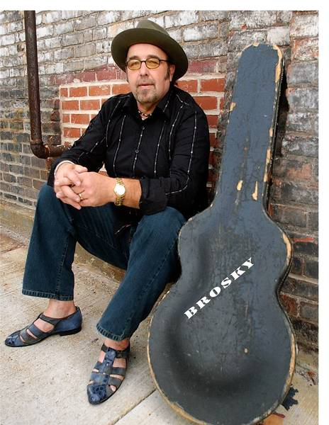 Lehigh Valley troubadour Steve Brosky has released a new CD, 'Grateful.'