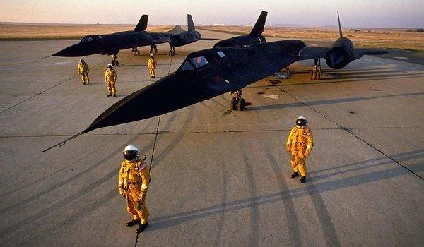 The SR-71 Blackbird flew reconnaissance missions starting in 1966 at speeds exceeding Mach 3 and altitudes of 85,000 feet.