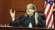 George Zimmerman Trial: Pictures from Day Ten