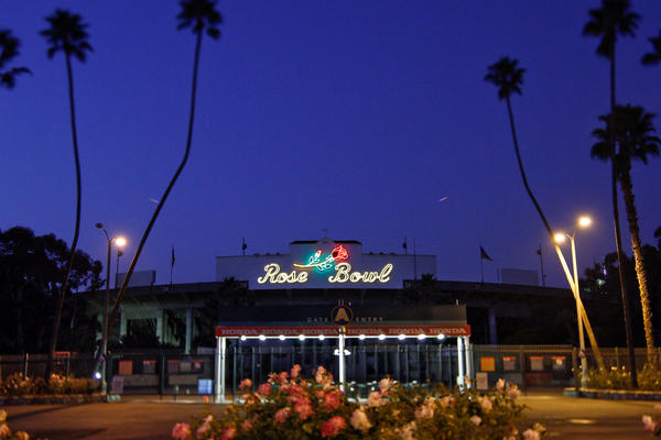 For the first time, the Rose Bowl is offering public, guided tours of the stadium.