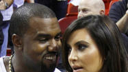 Kanye West, Kim Kardashian choose baby name North West. Stop laughing.