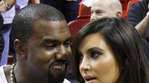 Kanye West, Kim Kardashian choose baby name North West. Stop laughing.
